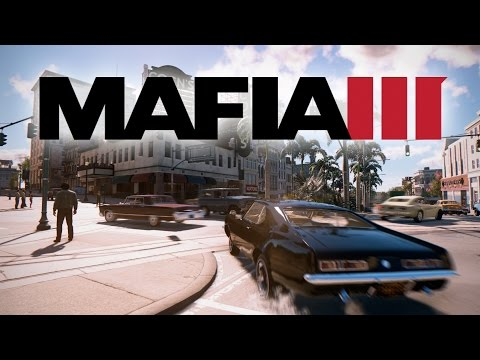 MAFIA III - Primer trailer oficial en español - MAFIA 3