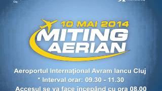 Miting Aerian la Aeroportul International Avram Iancu Cluj - 10 Mai 2014