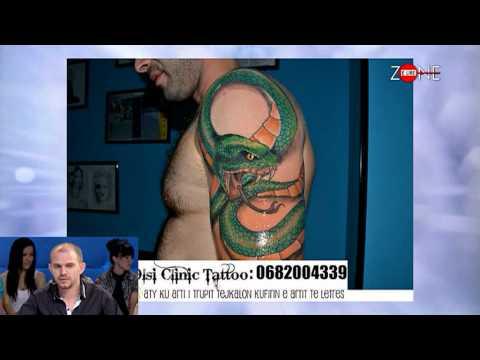 Zone e lire - Olsi Clinic Tattoo & Meti nga Lazarati (28 qershor 2013)
