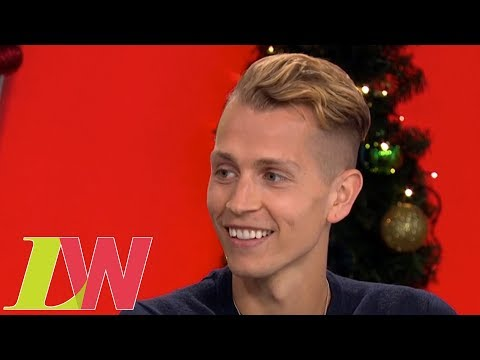 James McVey Says Harry Redknapp's Helping Him With His Proposal | Loose Women