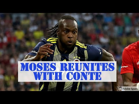 CHELSEA TRANSFER NEWS | MOSES JOINS INTER | LATEST ON GIROUD, CAVANI AND DEMBELE
