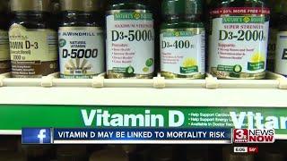 The link between vitamin d deficiencies and coronavirus-related risk.