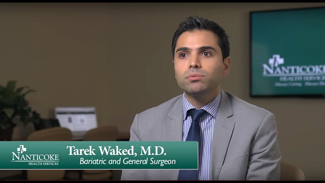 Nanticoke Health Services Weight Loss Surgery Dr Tarek Waked