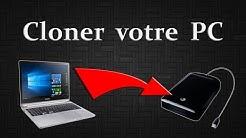 Cloner votre Windows 10 au complet avec CloneZilla ! [Tuto]