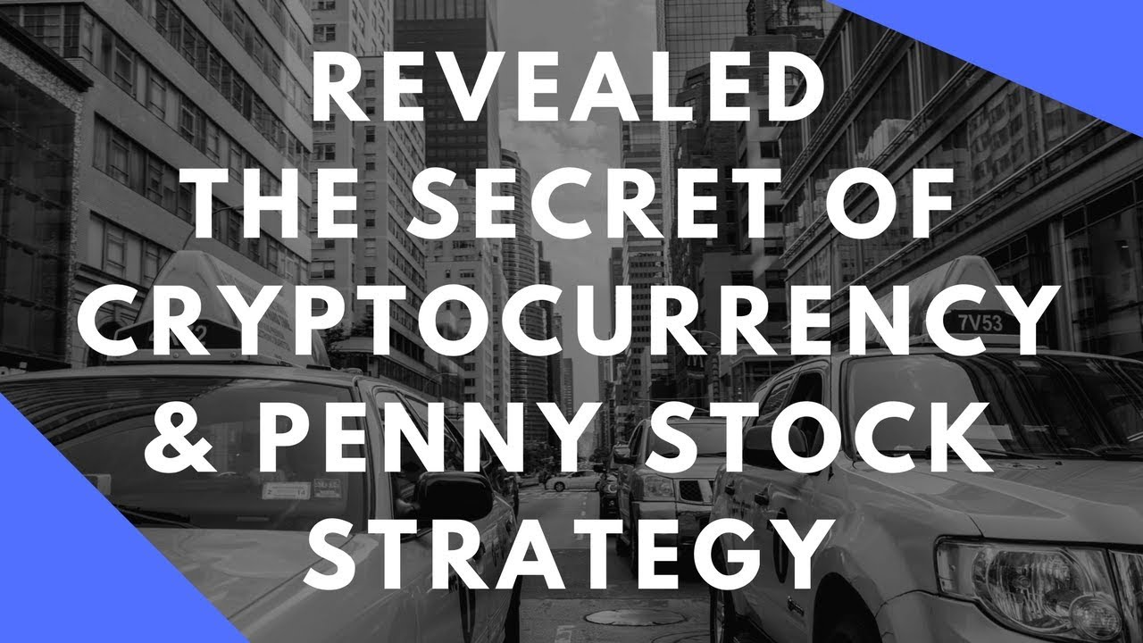 how to buy penny stocks in cryptocurrency