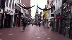 Bike drive in Einhoven