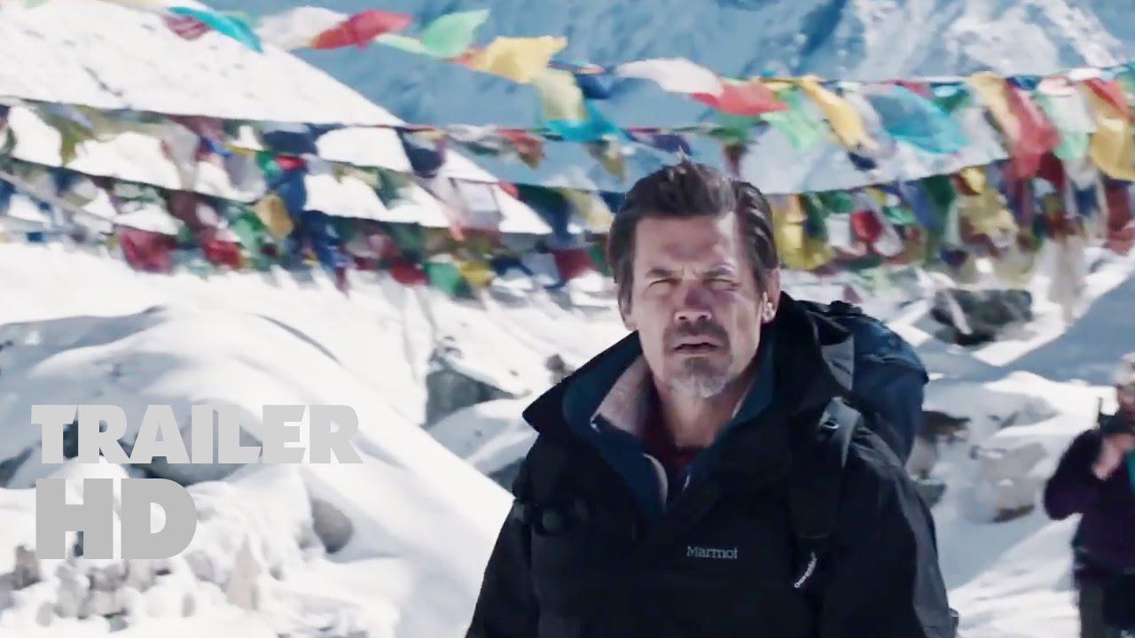 Everest - Official International Trailer 1 2015 - Josh Brolin, Jake  Gyllenhaal Thriller Movie HD - YouTube