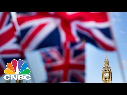 British PM Theresa May Loss Results In Hung Parliament | CNBC