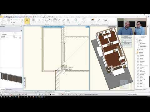 architectural-tutorial-part-1:-railing---archline.xp