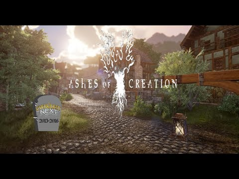 Can Ashes Of Creation Do What EverQuest Next Couldn't?