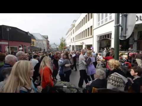 Reykjavik Culture Night (early afternoon) - 23/08/2014