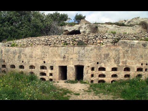 Roman Malta (7) and Megalithic Malta (12) - Xemxija Heritage Trail