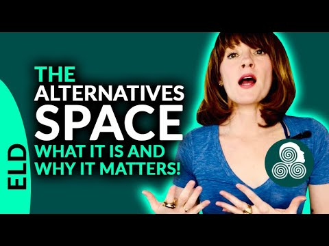 THE ALTERNATIVES SPACE - WHAT IT IS AND WHY IT MATTERS! w/ Reality Transurfing