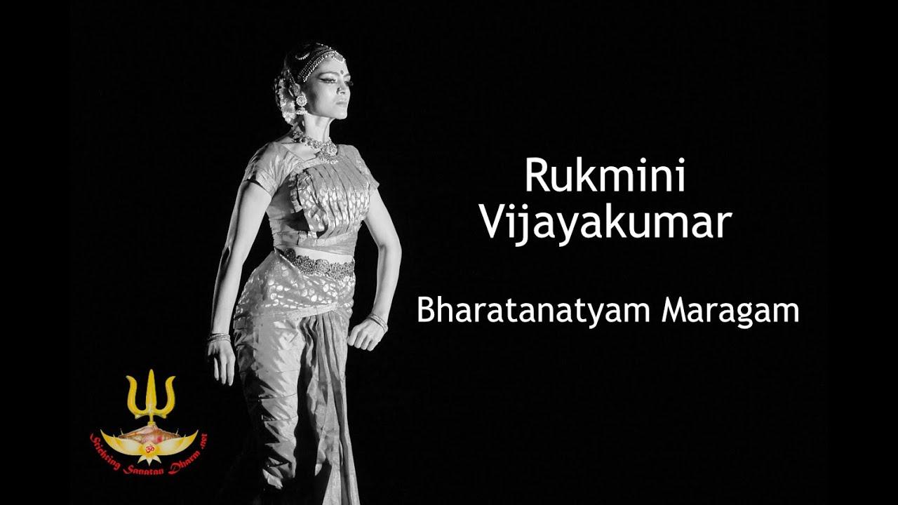 Rukmini Vijayakumar Kochadaiyaan Bharatnatyam Ma...