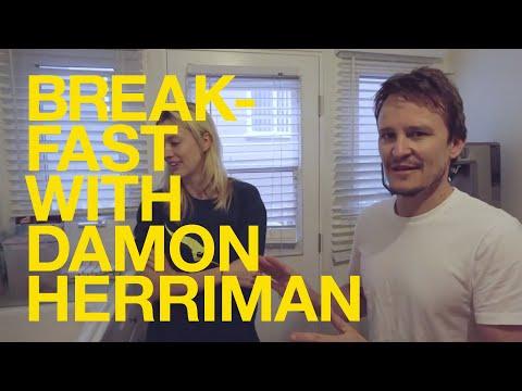 Breakfast with Damon Herriman