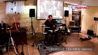 Roland TD 1KV V Drums demo - tania perkusja elektroniczna