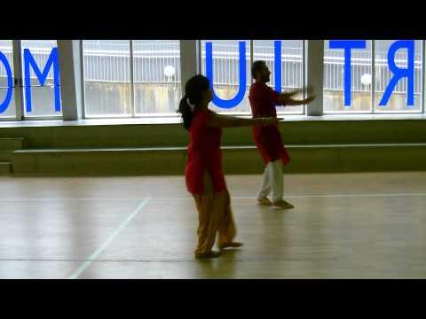 Aprenem un ball de Bollywood