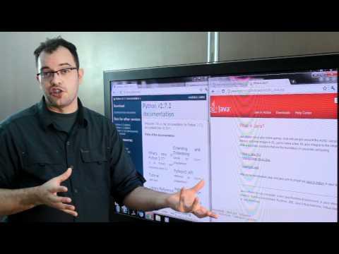 Python Vs. Java For Intermediate Developers