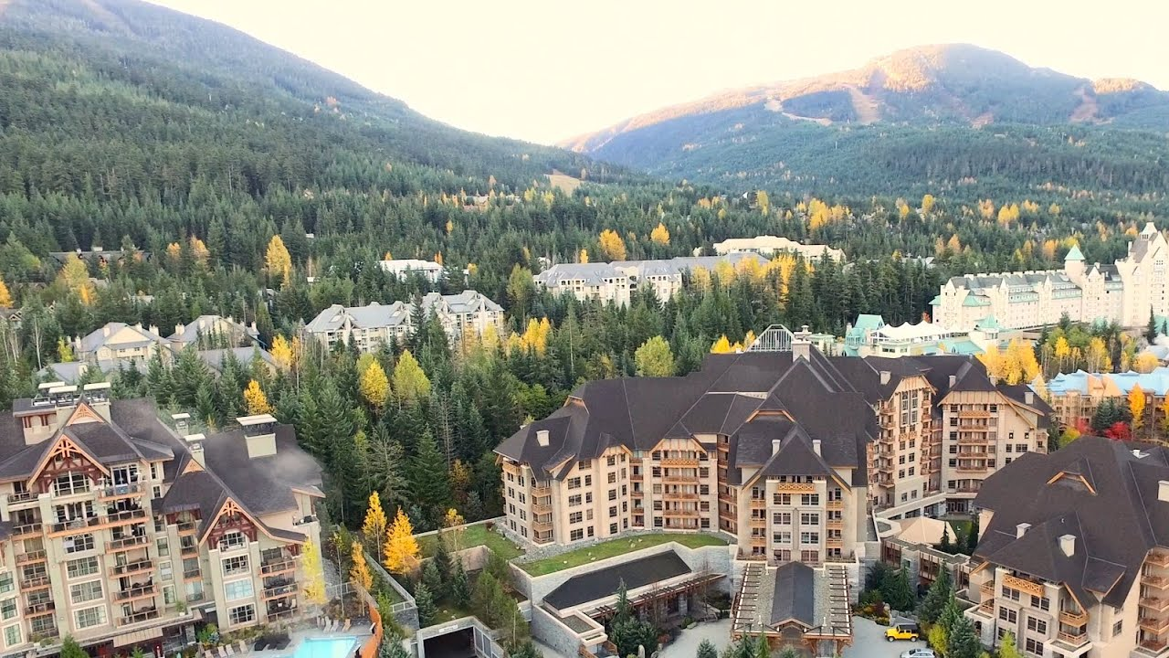 Four Seasons Whistler - A Luxurious and Scenic Retreat