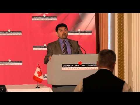 Why ISIS and Global Terrorism Matter to Canada: Kamran Bokhari, Canadian Club of Ottawa