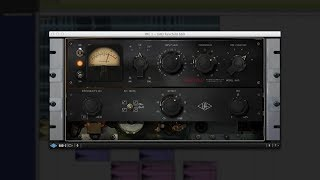 Russ takes a look at UAD's new version of the classic Fairchild 660...