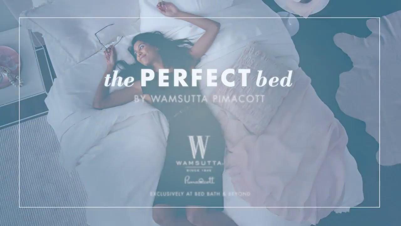Wamsutta 174 Vintage Washed Linen Duvet Cover Bed Bath Amp Beyond