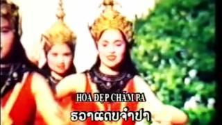 Video Champa Muang lao (Version Lao et Viet)-ຈຳປາເມືອງລາວ-Hoa Dep Champa download MP3, 3GP, MP4, WEBM, AVI, FLV Agustus 2018