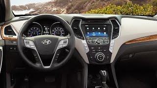 Hyundai - 2015 Hyundai Santa Fe Sport Interior