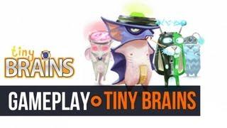Tiny Brains - Gameplay Demo - E3 2013