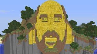 Minecraft Lucky Block Temple Of Notch Mod Challenge