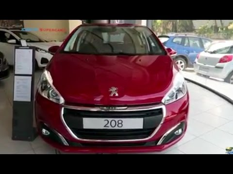 New 2017 peugeot 208 exterior and interior youtube for Peugeot 208 interior 2017