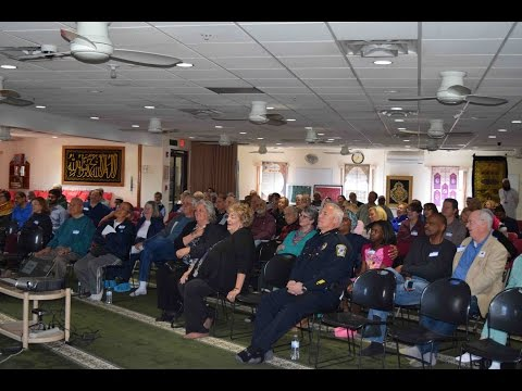 Open Mosque Day at Muslim Society Inc  MSI Masjid ( Complete Video)