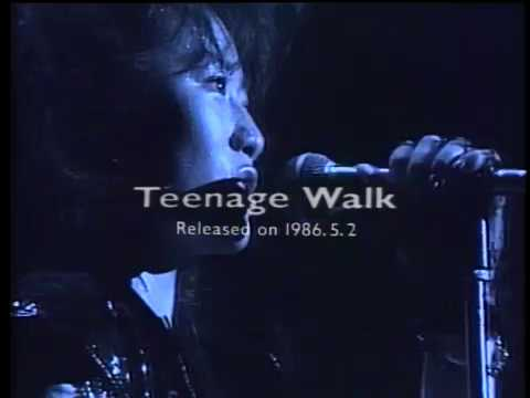 "Misato Watanabe ""Teenage Walk"""