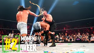 Watch the Ending to the Street Fight. Did the Bucks Survive? | AEW Dynamite: Road Rager, 7/7/21