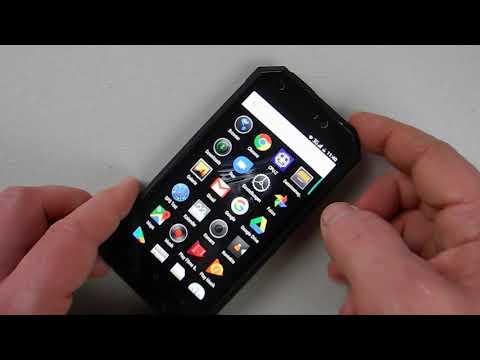 Blackview BV4000 Pro - 3G Outdoor Smartphone thumbnail