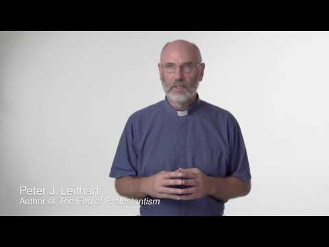 Peter Leithart: The future unity of the church (End of Protestantism 6)