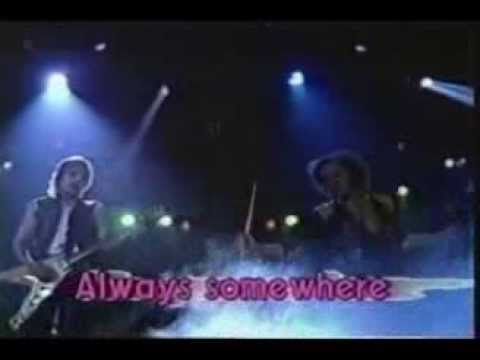 Scorpions - Always Somewhere Live Dortmund 1983 (with lyrics on description)