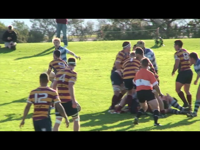 Pindan Premier Grade Tries of the Week - Belt Up Round