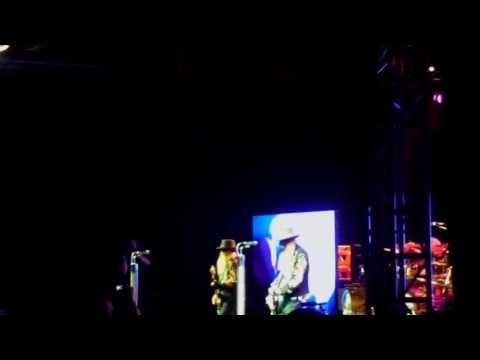"ZZ Top ""My Heads In Mississippi"" @ ThisTent Bonnaroo 2013"