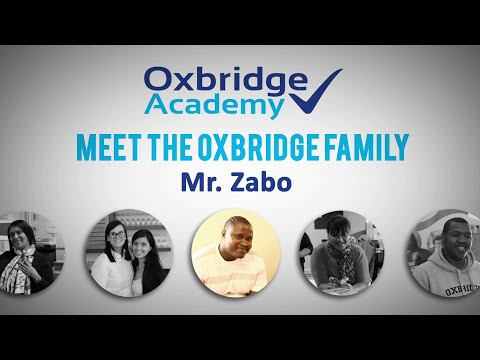 Meet the Oxbridge Academy Family - Mr. Zabo