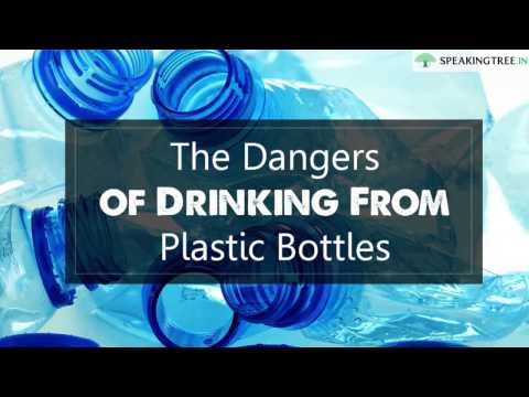 The Dangers of Drinking From Plastic Bottles