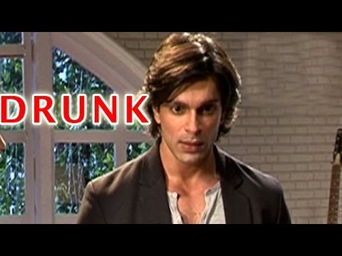qubool hai karan singh grover would consume alcohol on tattoo design bild. Black Bedroom Furniture Sets. Home Design Ideas