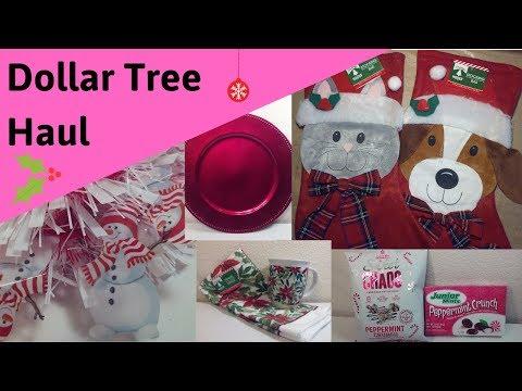 New Dollar Tree Haul ~ 12/10/19