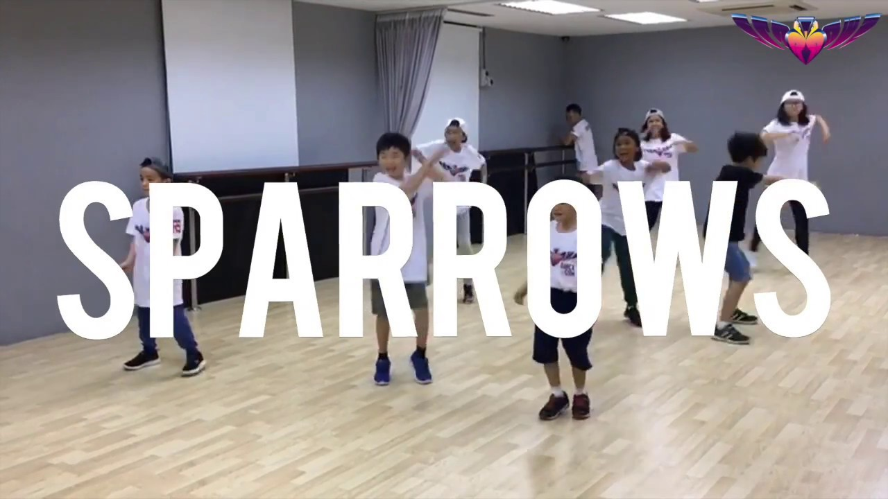 SPARROWS DANCE GYM #00...