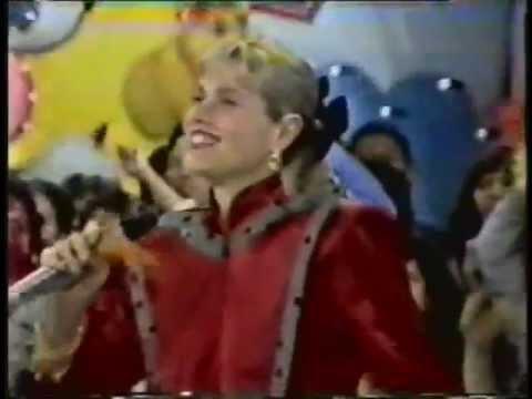 Ilarié Espanhol Xou Da Xuxa 1989 Youtube