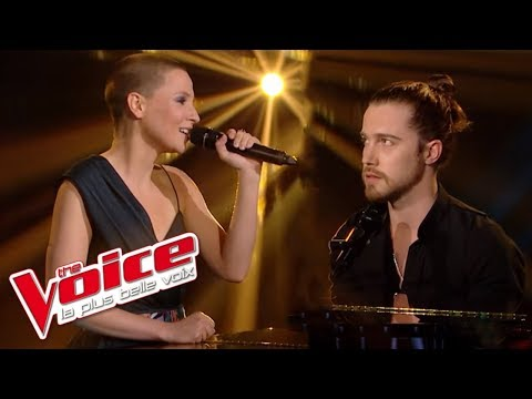 Anne Sila et Julien Doré – Paris - Seychelles | The Voice France 2015 | Finale
