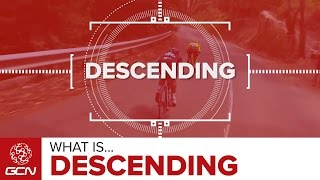 What Is Descending? | Road Racing Explained