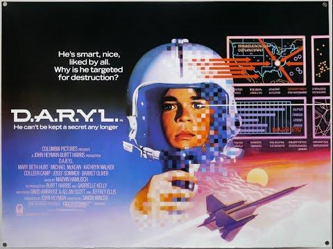D.A.R.Y.L.(1985) Movie Review