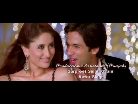 Mauja Hi Mauja Full Song HD   Jab We Met   Shahid kapoor, Kareena Kapoor