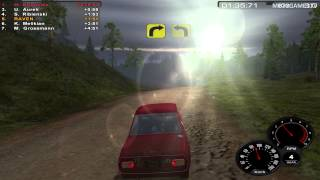 #TBT - Rally Trophy - Russia Rally Stage 4 Gameplay